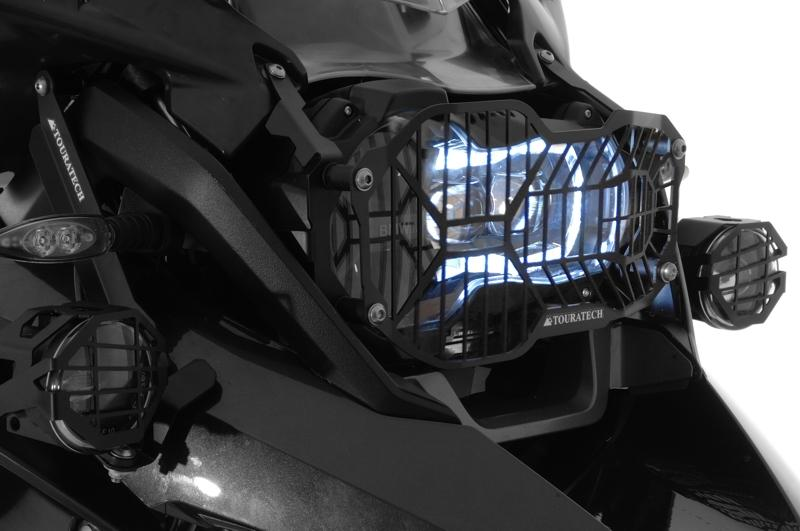 Quick Release Stainless Steel Headlight Guard, BMW R1250GS ...