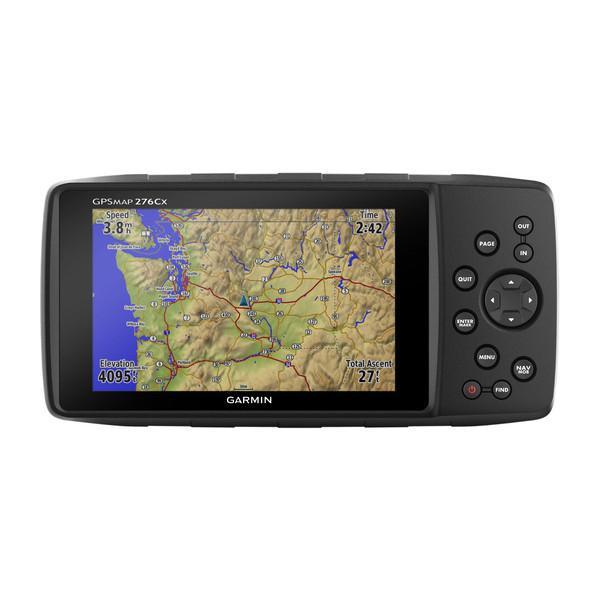 Garmin GPSMAP 276CX Automotive Bundle w Lifetime North America Maps
