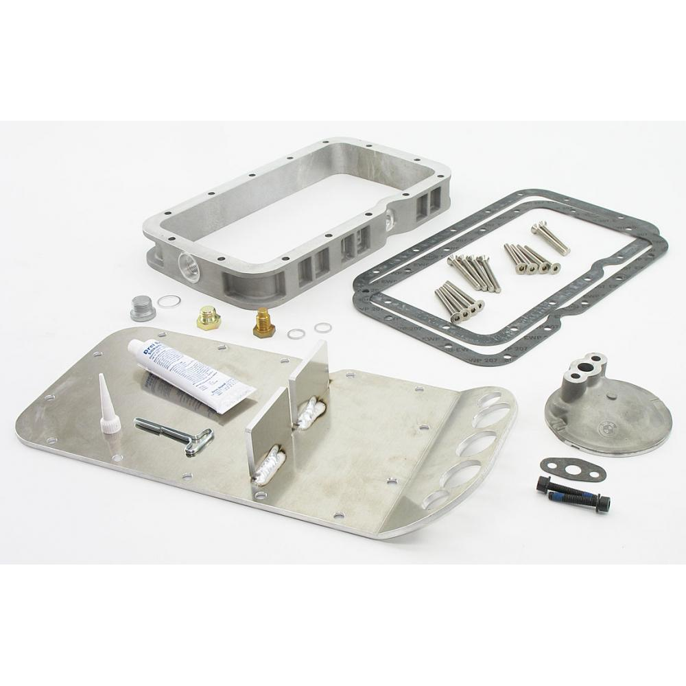 Sump Mail: Oil Sump Extension For R100GS
