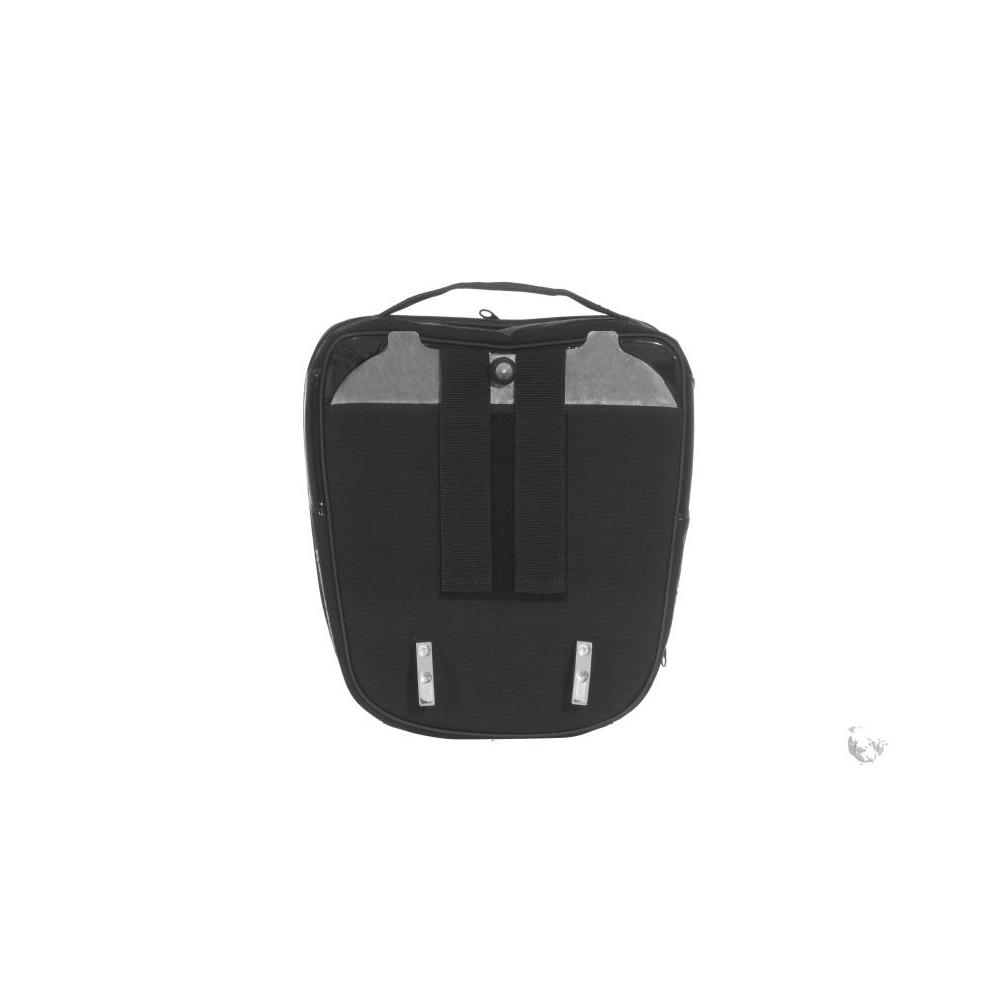 Expandable Passenger Seat Bag, In Place Of Seat, BMW