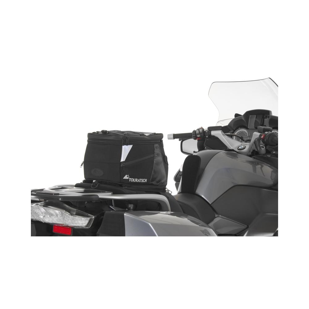 Expandable Touring Passenger Seat Bag, BMW R1200RT, 2014-on