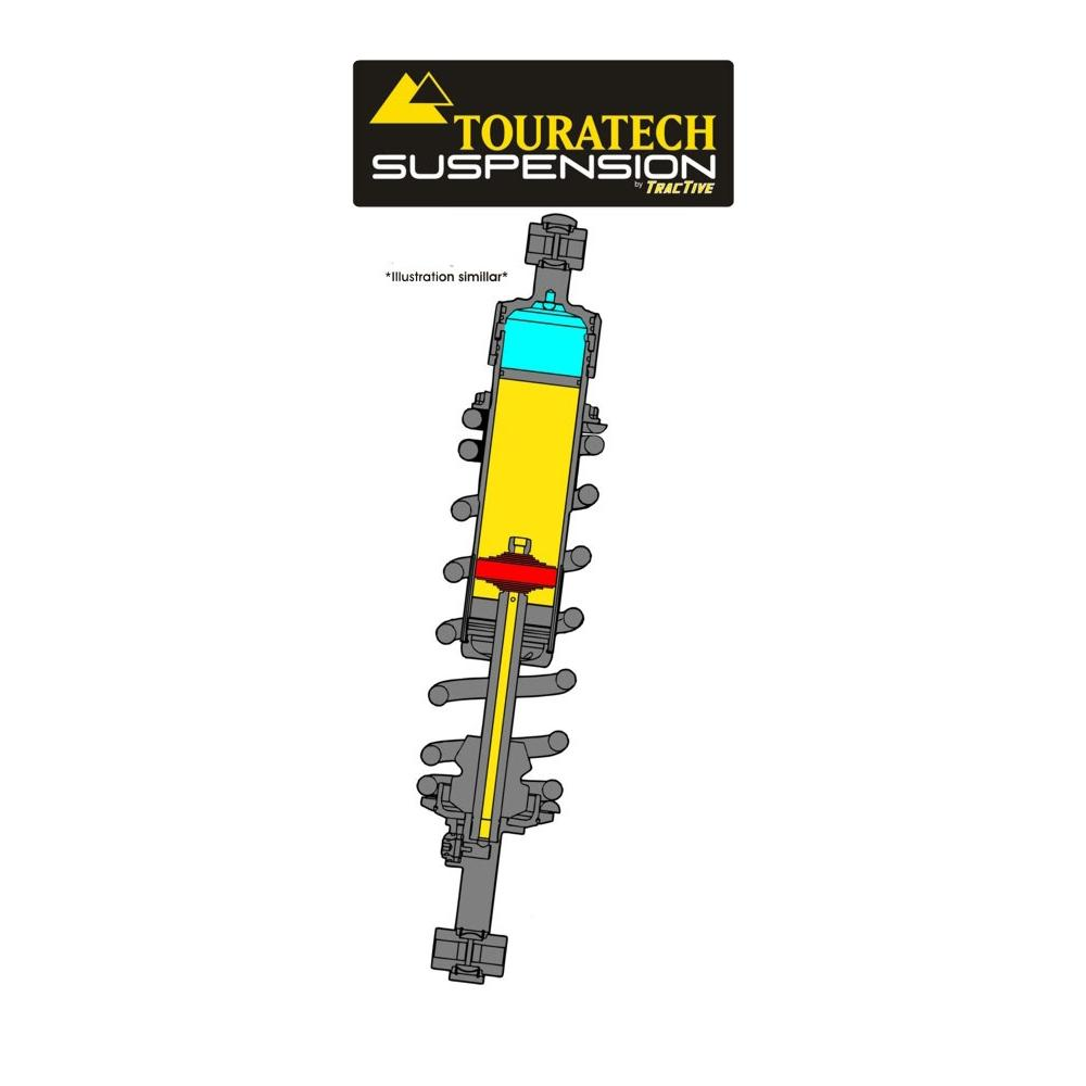 Touratech Explore Rear Shock  Low Option Available   Bmw