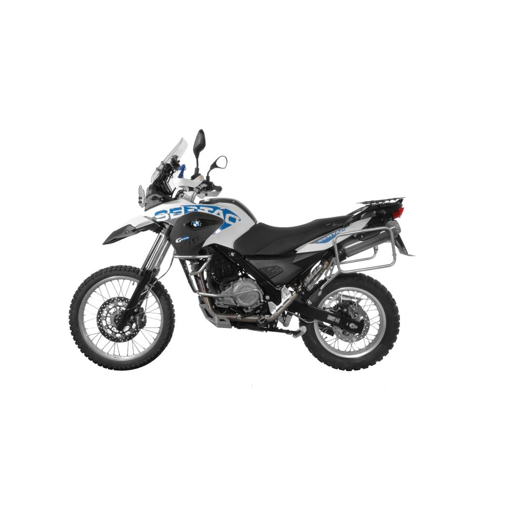 Bmw G 650 Gs For Sale: Touratech Comfort Seats, BMW G650GS, F650GS (single