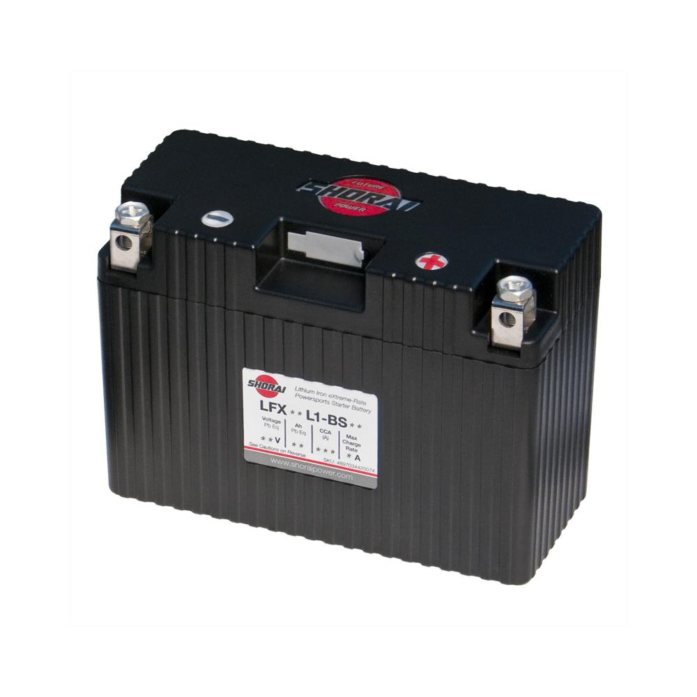 Shorai Lfx Lithium Motorcycle Battery