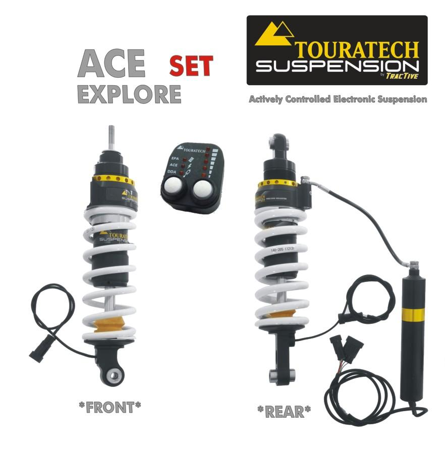 Touratech Motorcycle Suspension