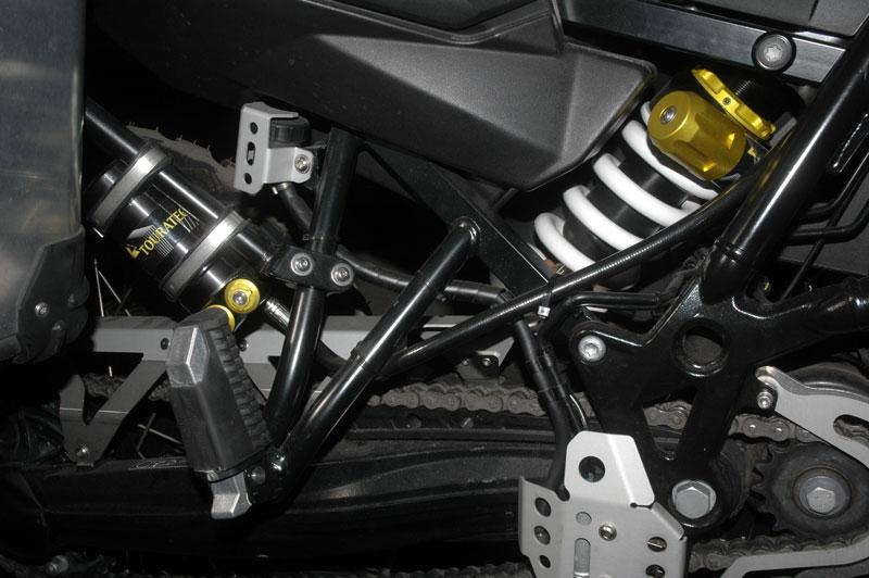 Touratech Expedition Rear Shock  Bmw F800gs