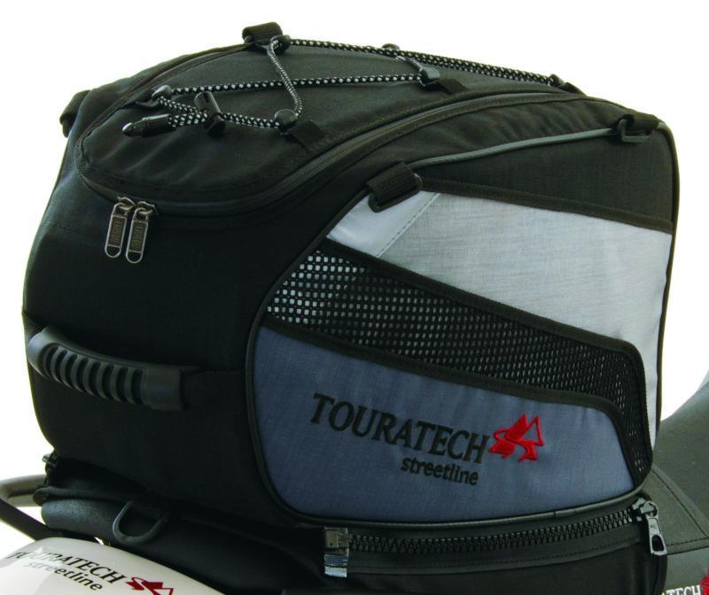 Streetline Touring Passenger Seat Bag, Universal