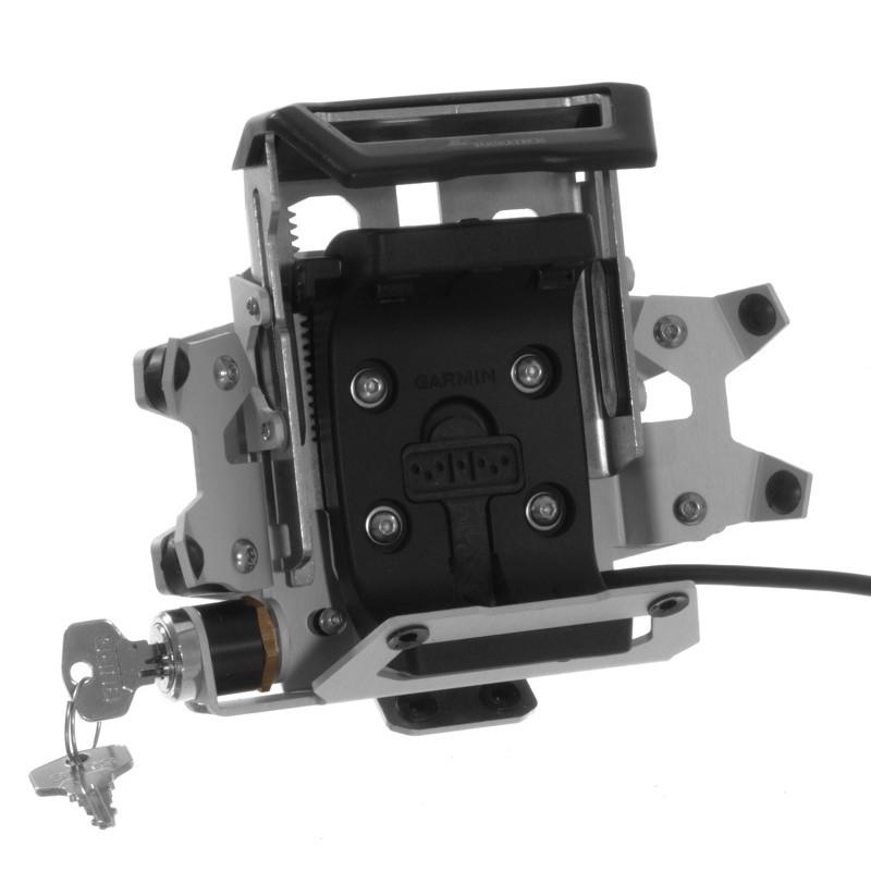 Garmin Montana 680T + Locking Mount & Cradle Package