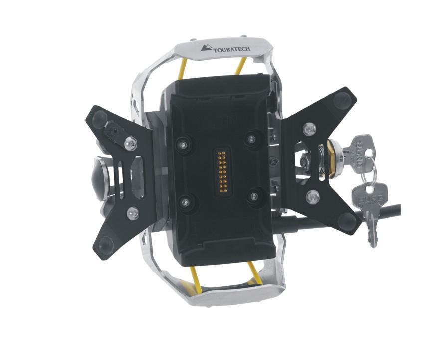 zumo 590 motorcycle mount