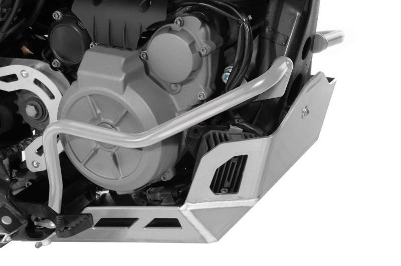 engine crashbars, stainless steel, bmw f650gs / g650gs, 2001-on