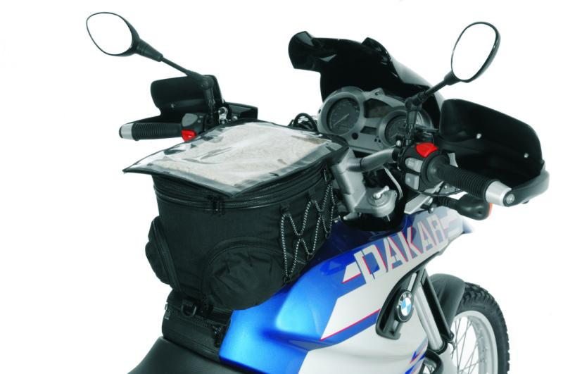Expandable Touring Tank Bag Bmw F650gs Dakar G650gs