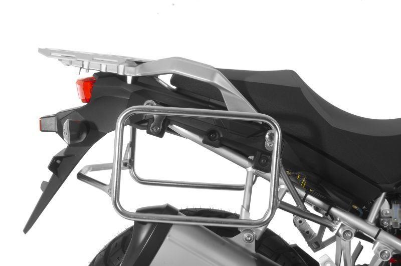 Pannier Racks For Suzuki V Strom Dl1000 2014 On Stainless