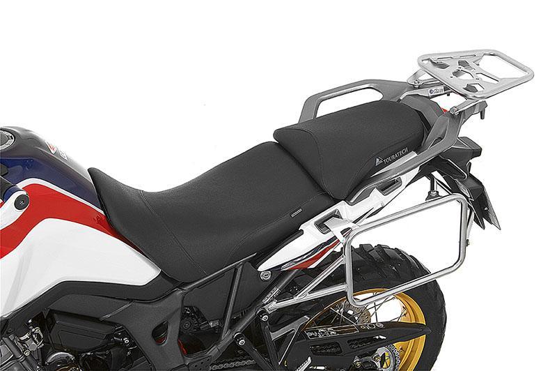 Terrific Touratech Comfort Seats Honda Africa Twin Crf1000L Evergreenethics Interior Chair Design Evergreenethicsorg
