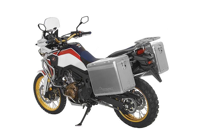 Zega Mundo Pannier System Honda Africa Twin Crf1000l