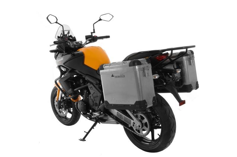 Zega Pro Pannier System Kawasaki Versys 650 2010 2014