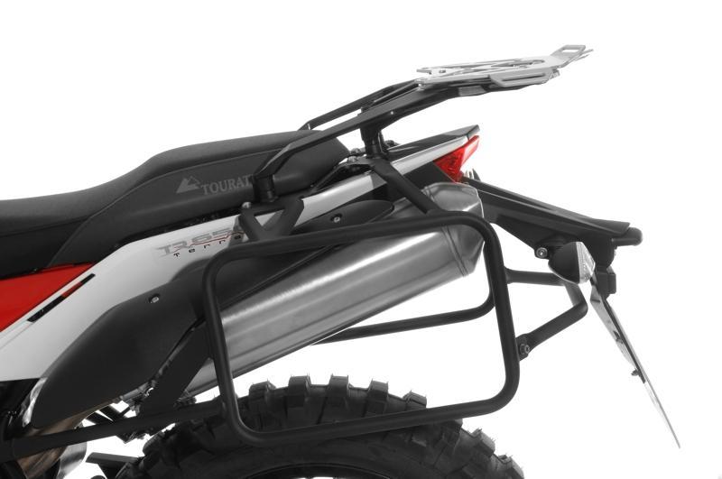 Pannier Racks, Black, Husqvarna TR650 Terra