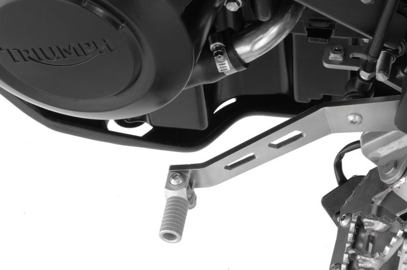 Folding Gear Lever Stainless Steel Triumph Tiger 800