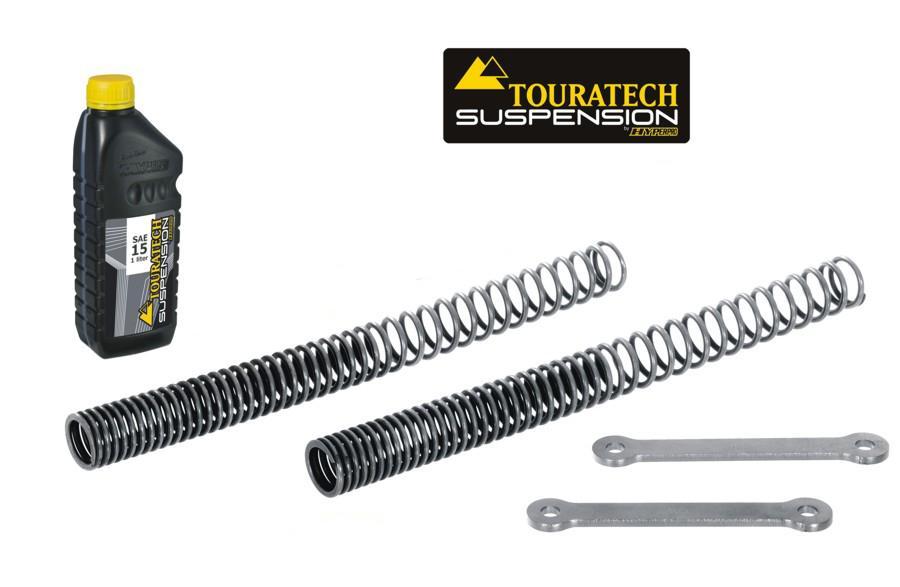 Touratech 30mm Lowering Kit W Fork Springs Rear Link Triumph