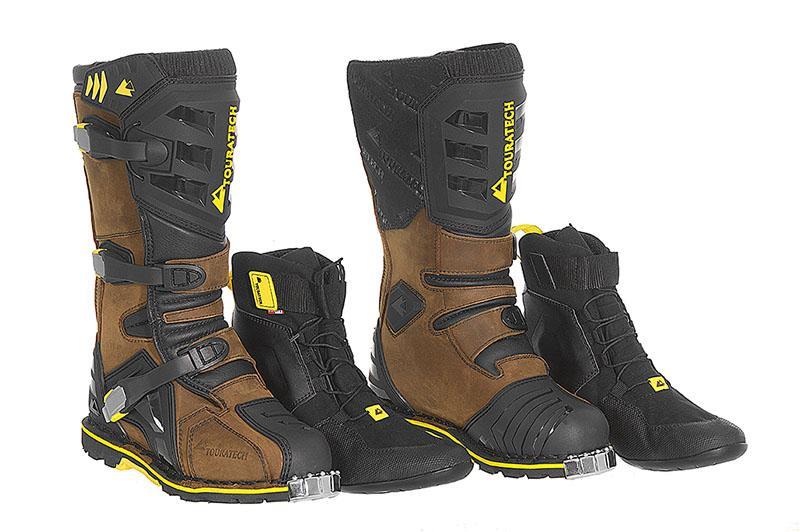 Closeout Touratech Destino Adventure Boots Were 500