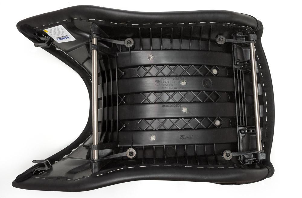 V Strom 650 Seat Height Adjustment