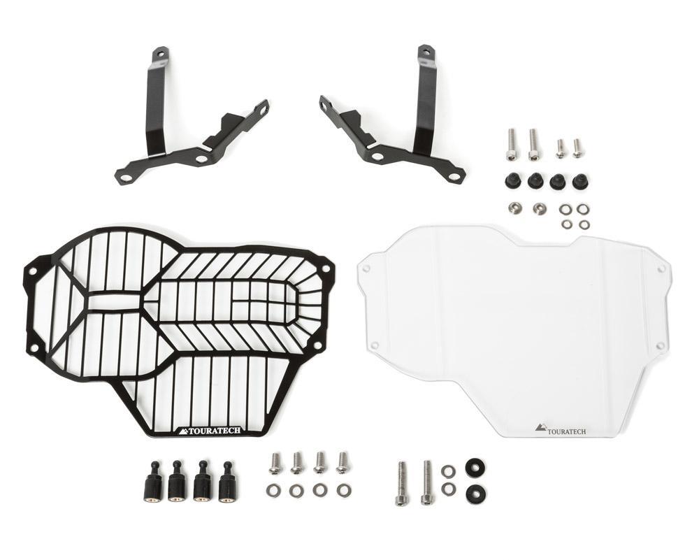 ultimate headlight guard kit  bmw r1200gs    adv 2013