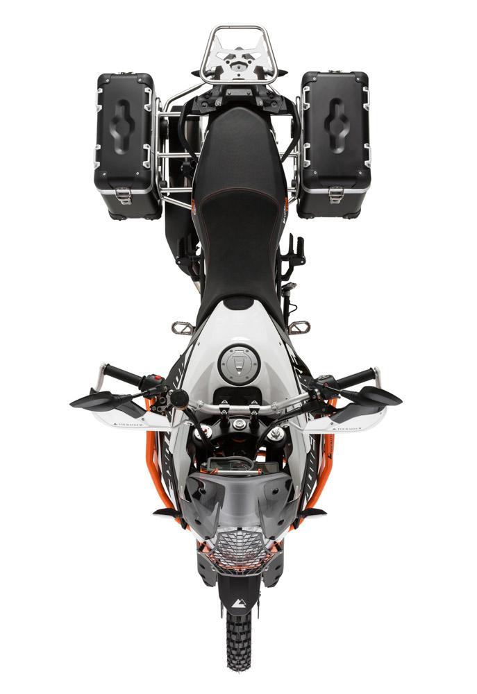 Zega Pro Pannier System Ktm 1190 Amp 1090 Adventure R