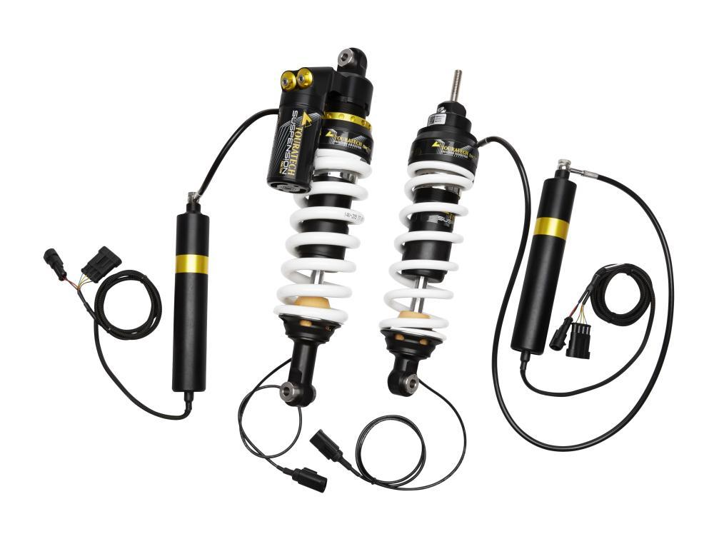 Touratech Plug Travel Expedition Esa Upgrade Shock Set Bmw