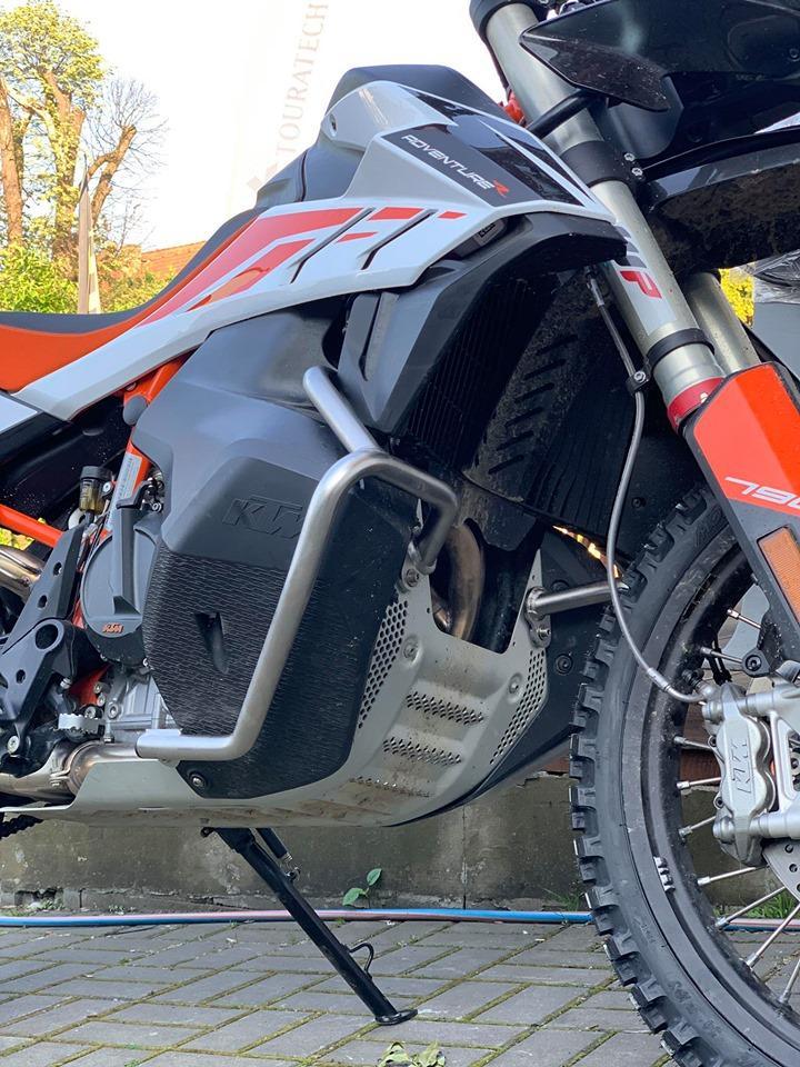 Crash Bars Ktm 790 Adventure R