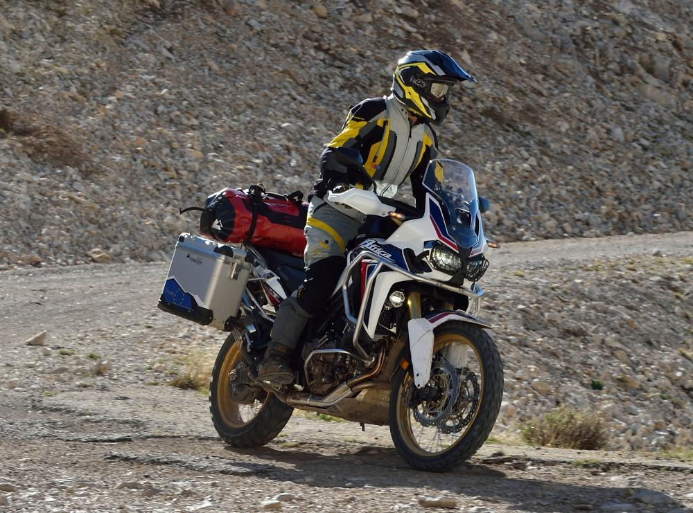 zega pro pannier system honda africa twin crfl adventure sports  years
