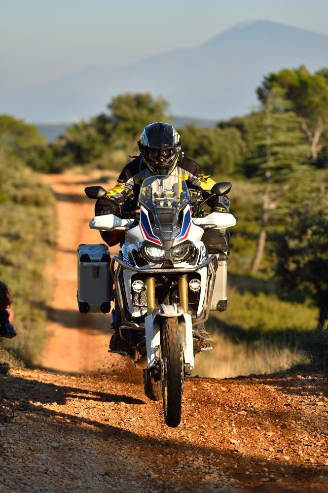 zega pro pannier system honda africa twin crfl adventure sports  years