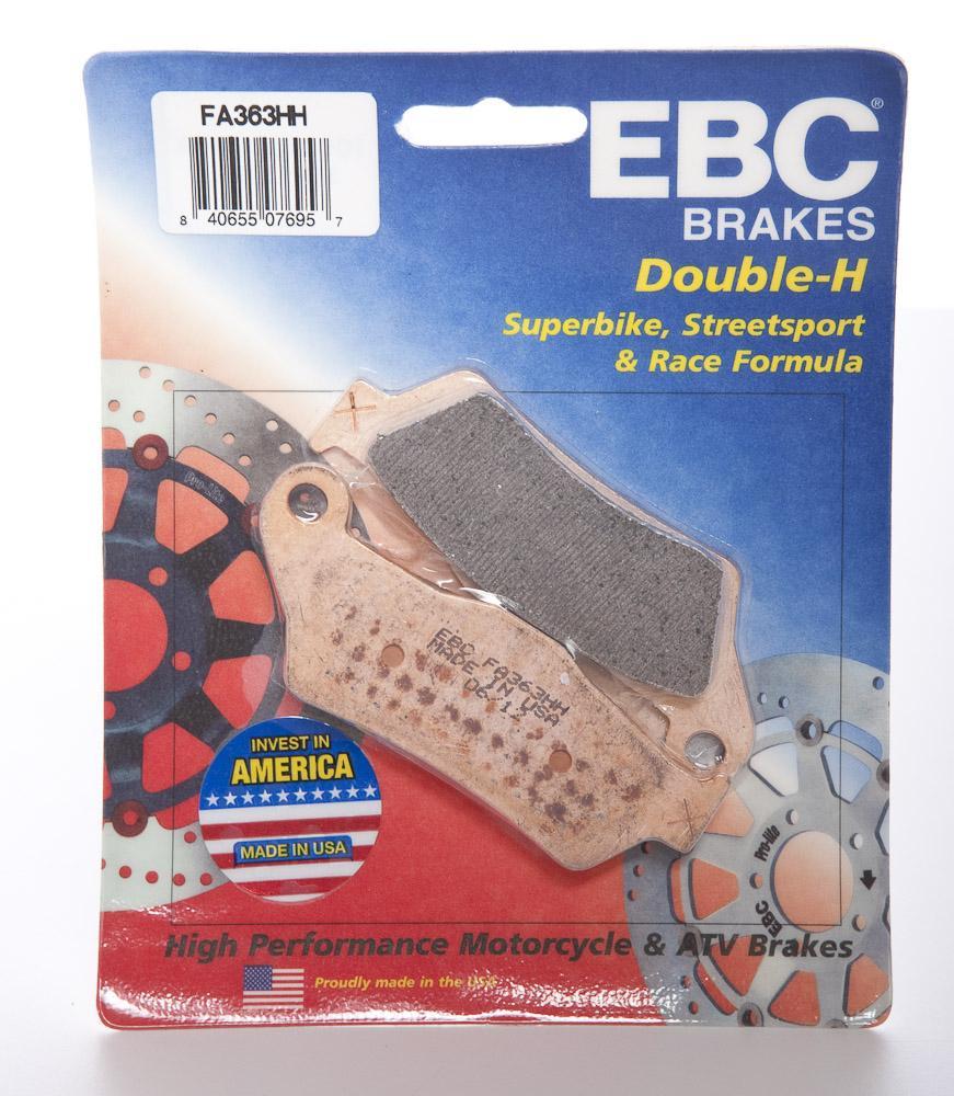 EBC HH Rear Brake Pads For BMW 2006 R1200 RT K26