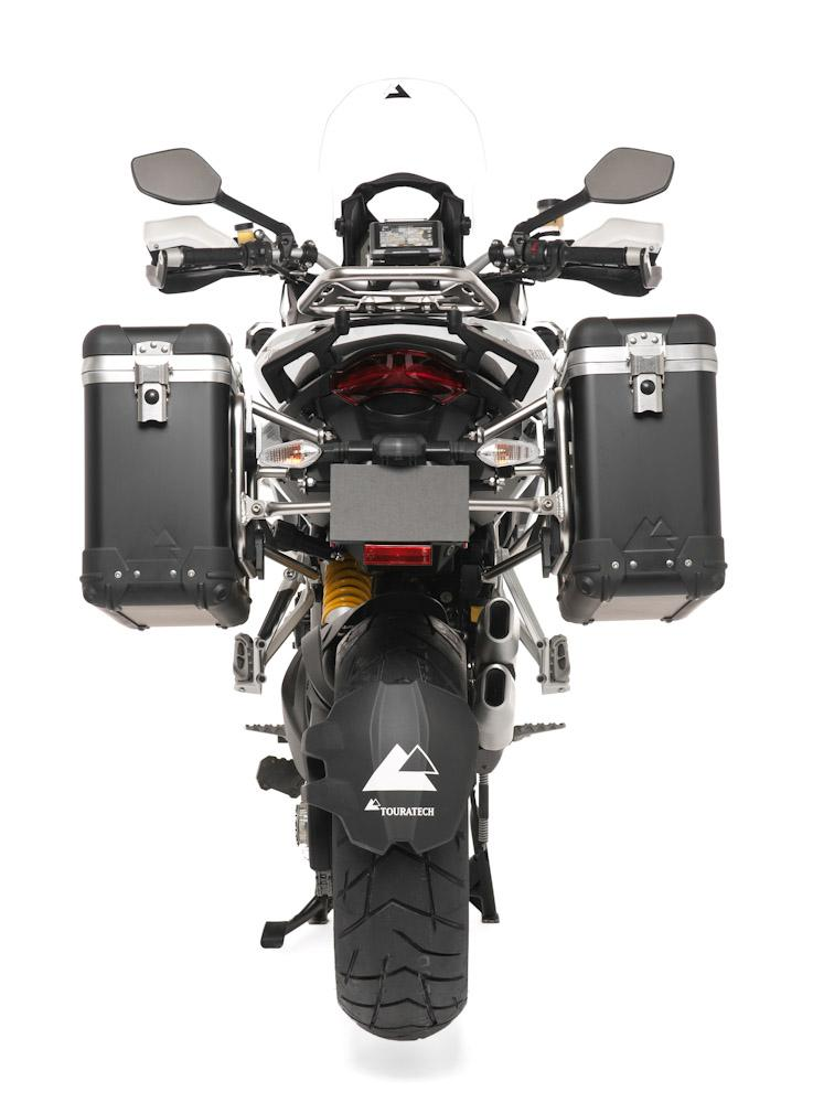 Zega Pro Pannier System Ducati Multistrada 1200 2010 2014
