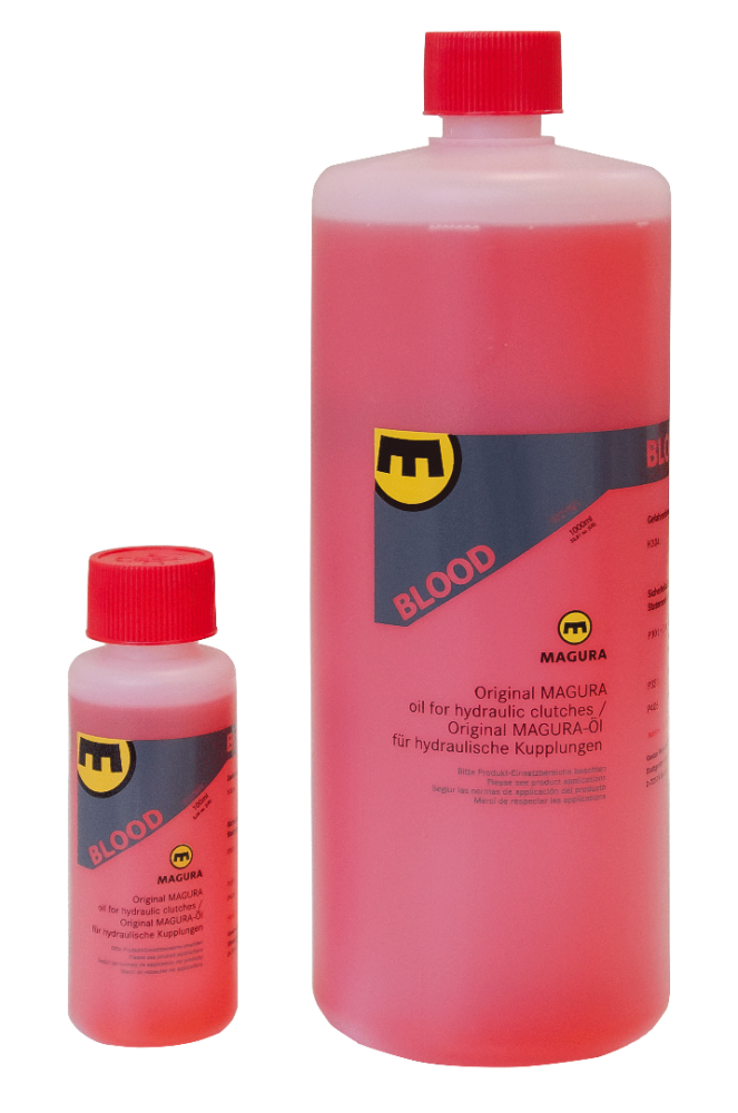 Magura Blood, Mineral Oil for Hydraulic Motorcycle Clutches
