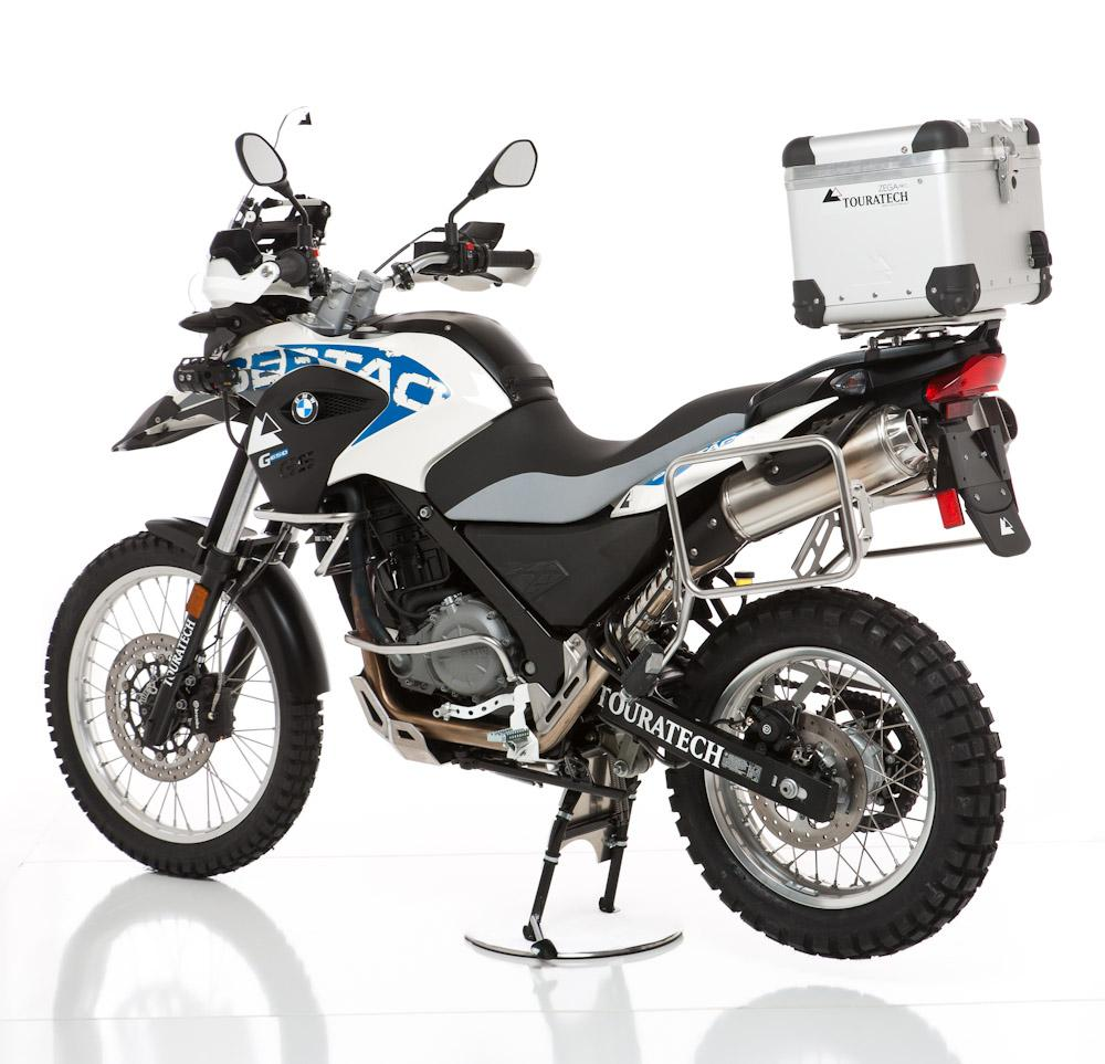 Zega Pro Topcase System Bmw G650gs Sertao F650gs Dakar Single