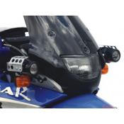 HID (Xenon) Aux Light F650GS, Left Side