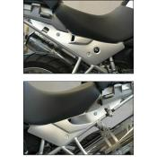 Side Panels R1200GS / R1200GS ADV Silver (2004-2007)