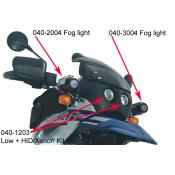 Fog Light F650GS, Left side