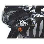 Fog Light Triumph Tiger, Left side