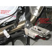 Height Adjustable Footpegs, BMW F650GS/G650GS Single, Sertao, R1100 / 1150GS