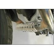 Exhaust Guard Pipe R1200GS, Adventure & HP2 - CENTER