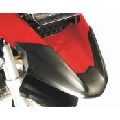 Body Fender Extension, Black, BMW R1200GS, up to 2007