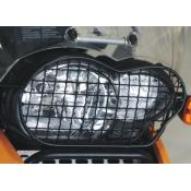 Steel Mesh Headlight Guard R1200GS / ADV, 2005-2013, Oil Cooled Models