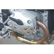 Cylinder Head Guards, Silver, R1200GS / RT / HP2, up to 2009