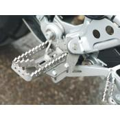 Adjustable Footpegs R1200GS (not for Adv) 2005-2012 Oil Cooled, F800GS