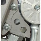 R1200GS/ADV Brake-Light switch protection (for 2006 only)