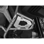 Upper Crash Bar Trim Plate, BMW R1200GS Adventure, 2014-on