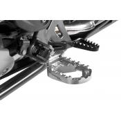Touratech Works Footpegs, Low Version, BMW R1250GS / ADV, R1200GS / ADV 2013-on , F850GS/ADV/F750GS