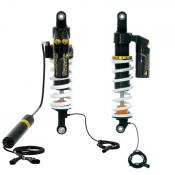 Touratech Plug & Travel Dynamic Suspension Set (F + R), BMW R1200GS / ADV 2013-on (Water Cooled)