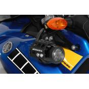 Auxiliary Xenon (HID) Light, Right Side, Yamaha XT1200Z Super Tenere