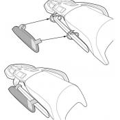 pannier liner bag set bmw r1200rt 2014 on pair. Black Bedroom Furniture Sets. Home Design Ideas